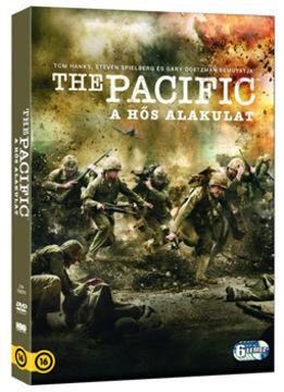 The Pacific - A hős alakulat (6 DVD) termékhez kapcsolódó kép