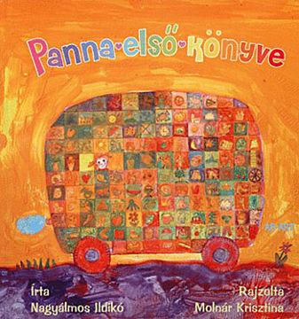 Panna első könyve termékhez kapcsolódó kép