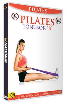 Pilates: Tónusok B termékhez kapcsolódó kép