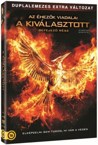 Az éhezők viadala: A kiválasztott, 2. rész - duplalemezes, extra változat (2 DVD) termékhez kapcsolódó kép