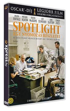 Spotlight: Egy nyomozás részletei termékhez kapcsolódó kép