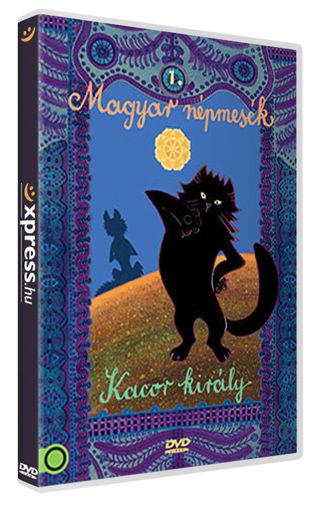 Magyar népmesék 1.: Kacor király (FIBIT kiadás) termékhez kapcsolódó kép