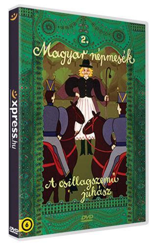 Magyar népmesék 2.: A csillagszemű juhász (FIBIT kiadás) termékhez kapcsolódó kép