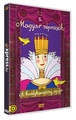 Magyar népmesék 5.: A királykisasszony cipője (FIBIT kiadás) termékhez kapcsolódó kép