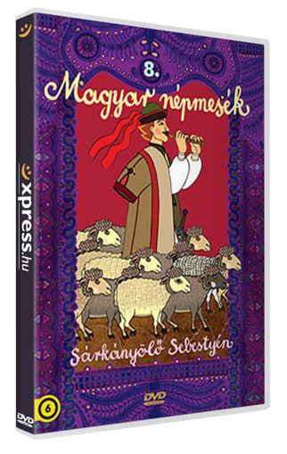 Magyar népmesék 8.: Sárkányölő Sebestyén (FIBIT kiadás) termékhez kapcsolódó kép