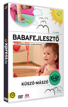 Babafejlesztő 2.: Kúszó-mászó termékhez kapcsolódó kép