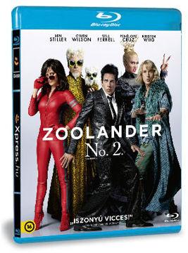 Zoolander No. 2. termékhez kapcsolódó kép