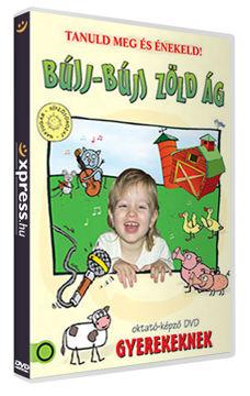 Bújj-bújj zöld ág 1. (Oktató-képző DVD gyerekeknek) termékhez kapcsolódó kép