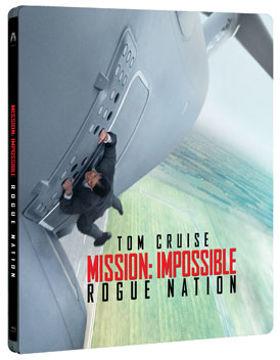 M:I-5 Mission: Impossible 5. - Titkos nemzet - limitált, fémdobozos változat (steelbook) termékhez kapcsolódó kép