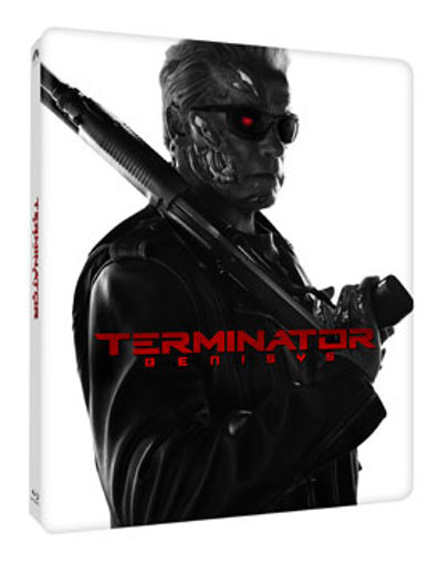 Terminator: Genisys (3DBD+BD) - limitált, fémdobozos változat (steelbook) termékhez kapcsolódó kép