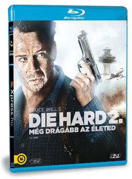 Die Hard 2. - Még drágább az életed (új kiadás) - magyar szinkron és magyar felirat nélkül termékhez kapcsolódó kép