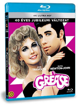 Grease - 40 éves jubileumi változat (4K Ultra HD (UHD) + BD) termékhez kapcsolódó kép