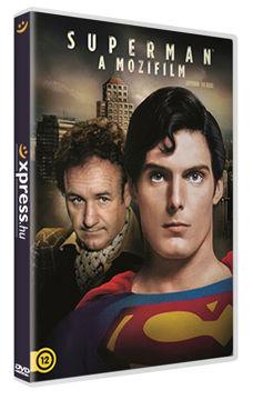 Superman: A mozifilm (új borítós kiadás) termékhez kapcsolódó kép