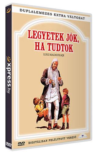 Legyetek jók, ha tudtok - Extra, vágatlan változat (2 DVD) termékhez kapcsolódó kép