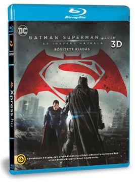 Batman Superman ellen: Az igazság hajnala - bővített kiadás (BD3D+2BD) termékhez kapcsolódó kép