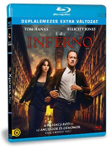 Inferno - duplalemezes extra változat (2 BD) termékhez kapcsolódó kép