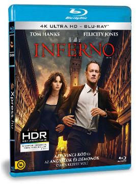 Inferno (4K Ultra HD (UHD) + BD) termékhez kapcsolódó kép