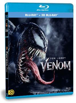 Venom (BD3D+BD) termékhez kapcsolódó kép