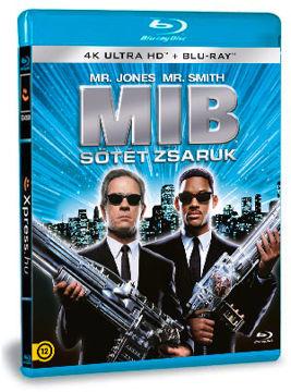 Men In Black - Sötét zsaruk (4K UHD+BD) termékhez kapcsolódó kép