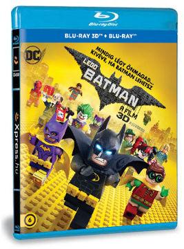 Lego Batman (BD+3DBD) termékhez kapcsolódó kép