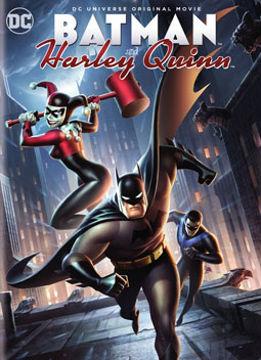 Batman és Harley Quinn termékhez kapcsolódó kép