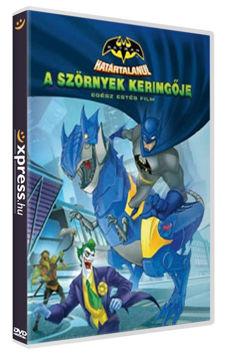 Batman határtalanul - A szörnyek keringője termékhez kapcsolódó kép