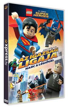 LEGO: Az igazság ligája - Harc a légióval termékhez kapcsolódó kép