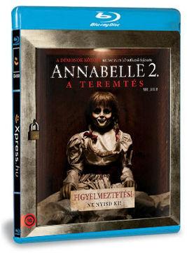 Annabelle 2. - A teremtés termékhez kapcsolódó kép