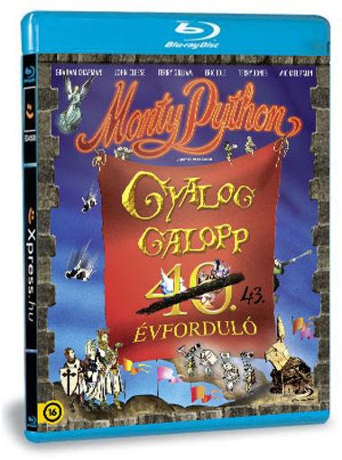 Monty Python:  Gyalog galopp - 43 éves jubileumi változat termékhez kapcsolódó kép