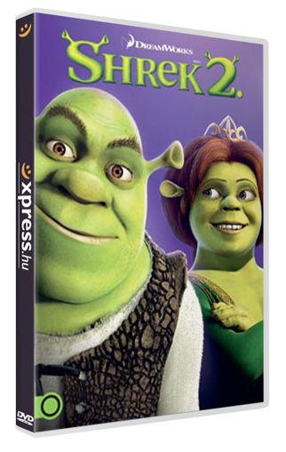 Shrek 2. (DreamWorks gyűjtemény) termékhez kapcsolódó kép