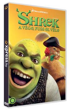Shrek a vége, fuss el véle (DreamWorks gyűjtemény) termékhez kapcsolódó kép