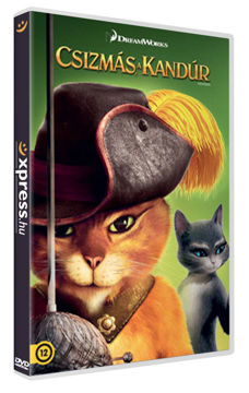 Csizmás, a kandúr (DreamWorks gyűjtemény) termékhez kapcsolódó kép