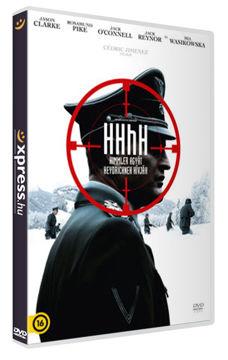 HHhH - Himmler agyát Heydrichnek hívják termékhez kapcsolódó kép
