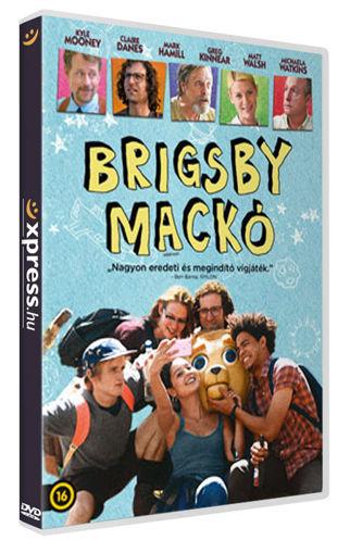 Brigsby mackó termékhez kapcsolódó kép