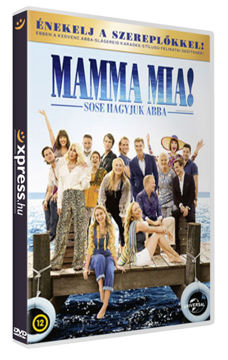 Mamma Mia! Sose hagyjuk abba termékhez kapcsolódó kép