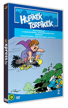 Hupikék törpikék 2. (új kiadás) termékhez kapcsolódó kép