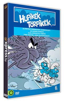 Hupikék törpikék 6. (új kiadás) termékhez kapcsolódó kép