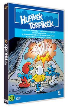 Hupikék törpikék 9. (új kiadás) termékhez kapcsolódó kép