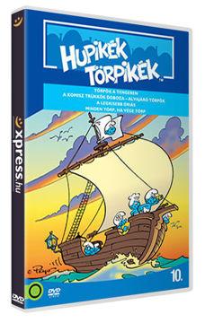 Hupikék törpikék 10. (új kiadás) termékhez kapcsolódó kép