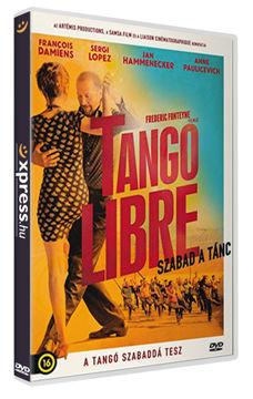 Tango libre - Szabad a tánc termékhez kapcsolódó kép