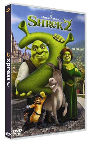 Shrek 2. termékhez kapcsolódó kép