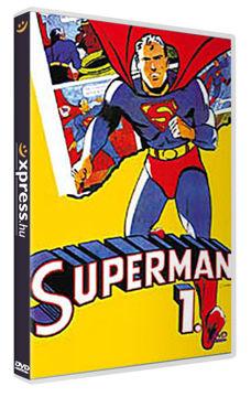 Superman - A rajzfilm (1. sorozat) (régi sorozat, CINETEL kiadás) termékhez kapcsolódó kép