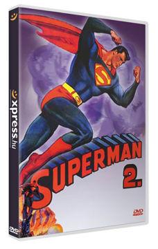 Superman - A rajzfilm (2. sorozat) (régi sorozat, CINETEL kiadás)  termékhez kapcsolódó kép