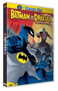 Batman és Drakula termékhez kapcsolódó kép