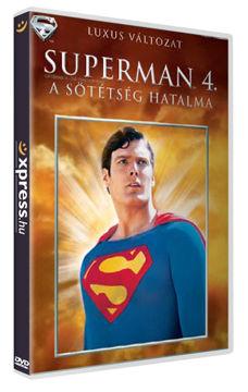 Superman 4. - A sötétség hatalma termékhez kapcsolódó kép