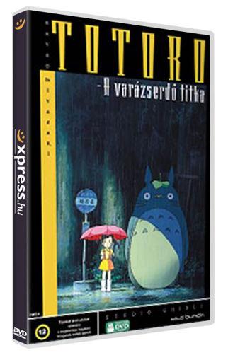 Totoro - A varázserdő titka termékhez kapcsolódó kép