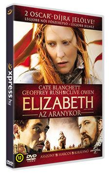 Elizabeth - Az aranykor termékhez kapcsolódó kép