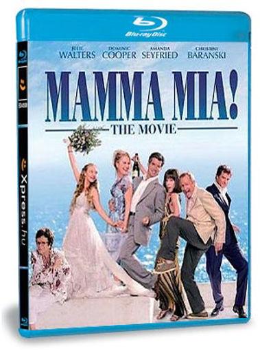 Mamma Mia! termékhez kapcsolódó kép
