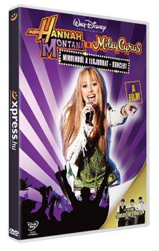 Hannah Montana - Mindenből a legjobbat koncert termékhez kapcsolódó kép