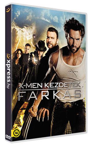 X-Men kezdetek: Farkas termékhez kapcsolódó kép